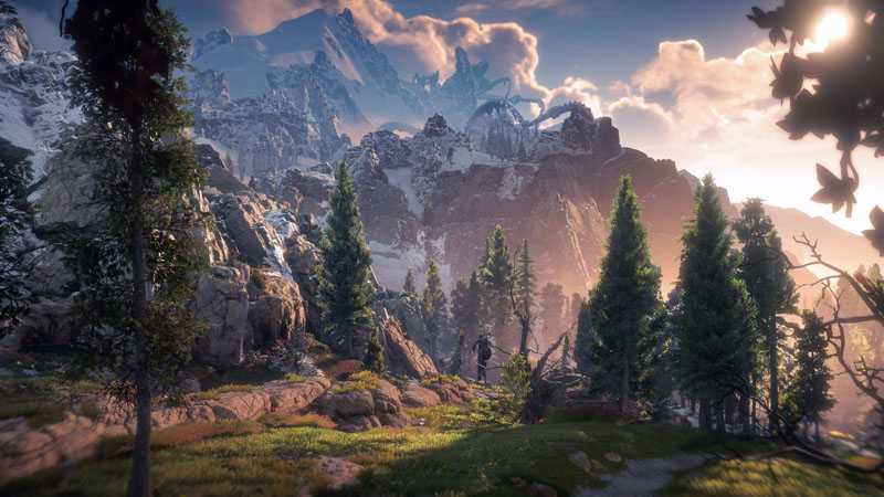 Horizon: Zero Dawn - Screenshot 16