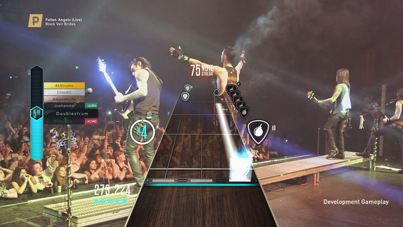 Guitar Hero Live - 2 Guitar Pack - Screenshot 6