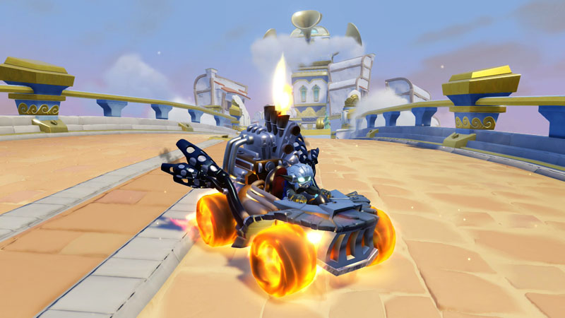 Skylanders SuperChargers Dark Edition Starter Pack - Screenshot 5