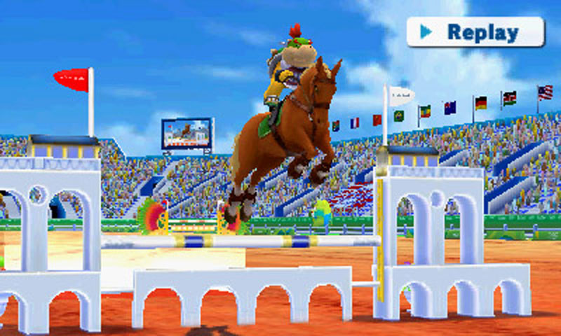 Mario & Sonic at the Rio 2016 Olympic Games - Screenshot 5