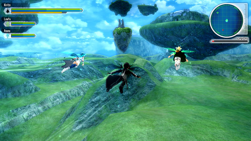 Sword Art Online - Lost Song - Screenshot 4