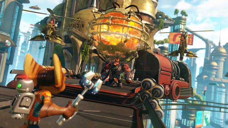 Ratchet & Clank - Screenshot 4