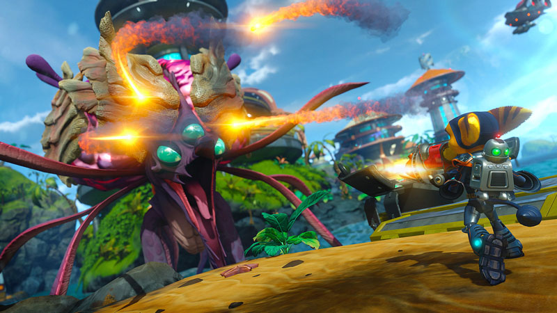 Ratchet & Clank - Screenshot 7