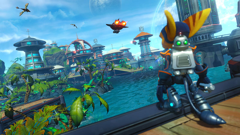 Ratchet & Clank - Screenshot 11