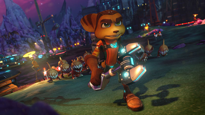 Ratchet & Clank - Screenshot 13