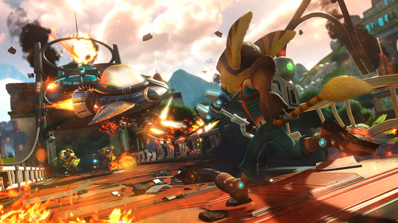 Ratchet & Clank - Screenshot 14