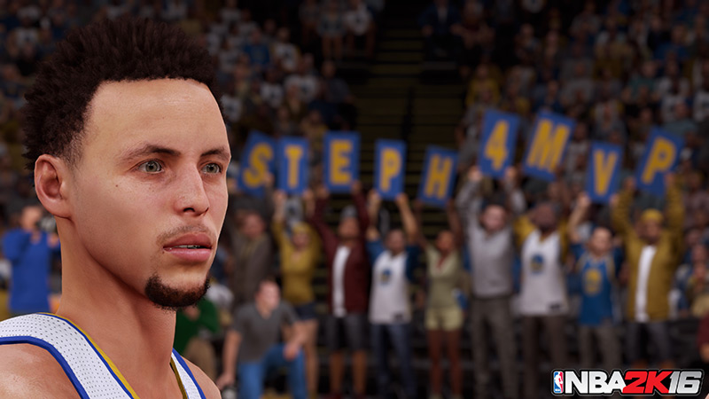 NBA 2K16 - Screenshot 3