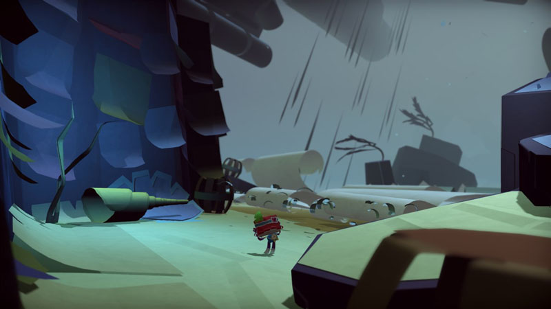 Tearaway Unfolded - Screenshot 4