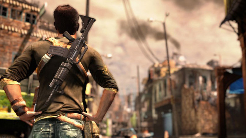 Uncharted: The Nathan Drake Collection - Screenshot 1