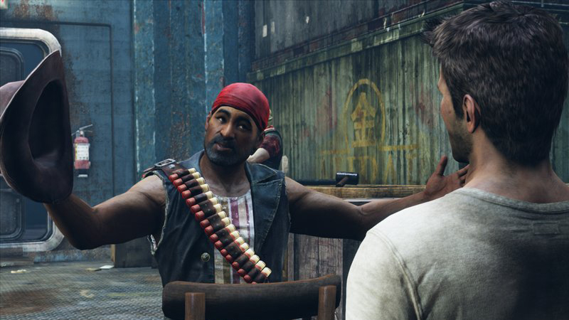 Uncharted: The Nathan Drake Collection - Screenshot 4