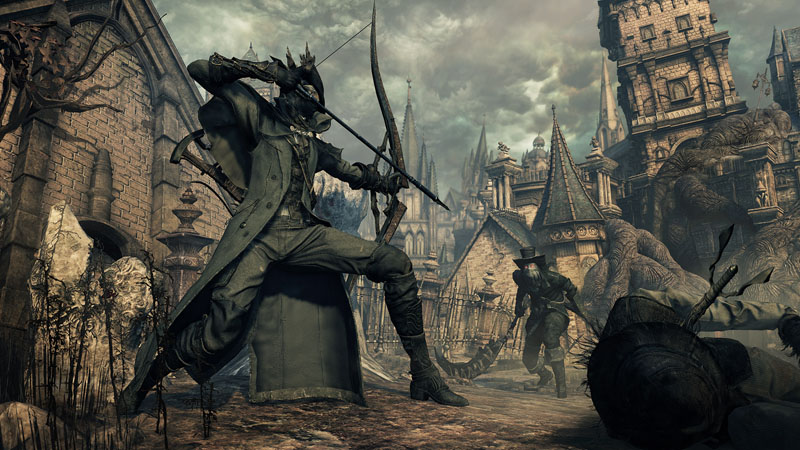 Bloodborne Game Of The Year Edition - Screenshot 3