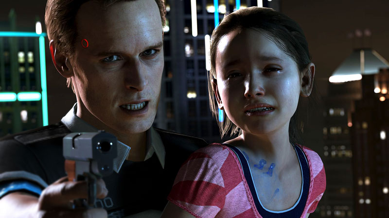 Detroit: Become Human - Screenshot 1