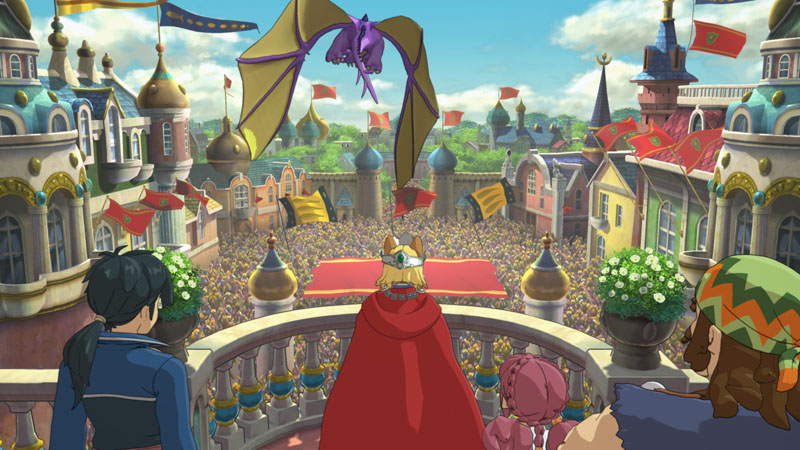 Ni No Kuni II: Revenant Kingdom - Prince's Edition - Screenshot 4