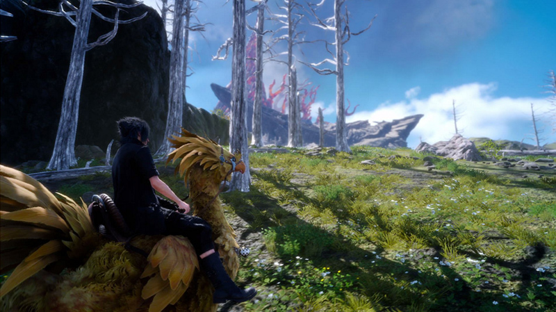 Final Fantasy XV Royal Edition - Screenshot 1