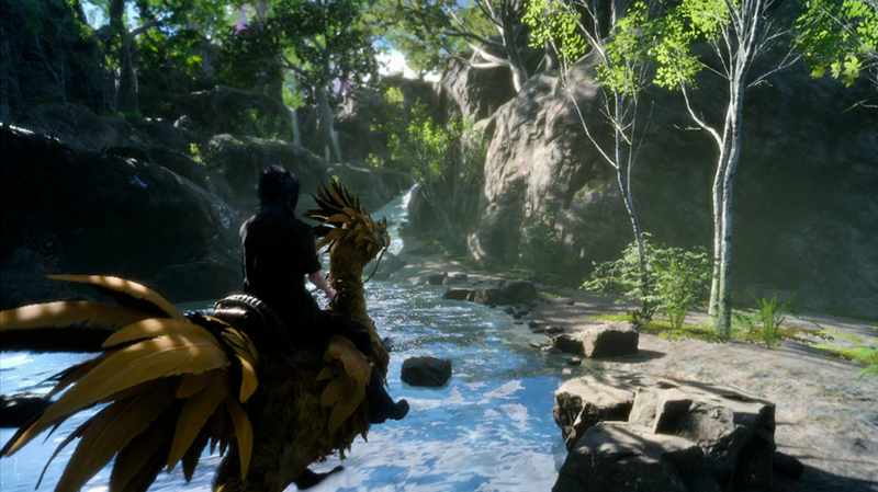 Final Fantasy XV - Screenshot 5