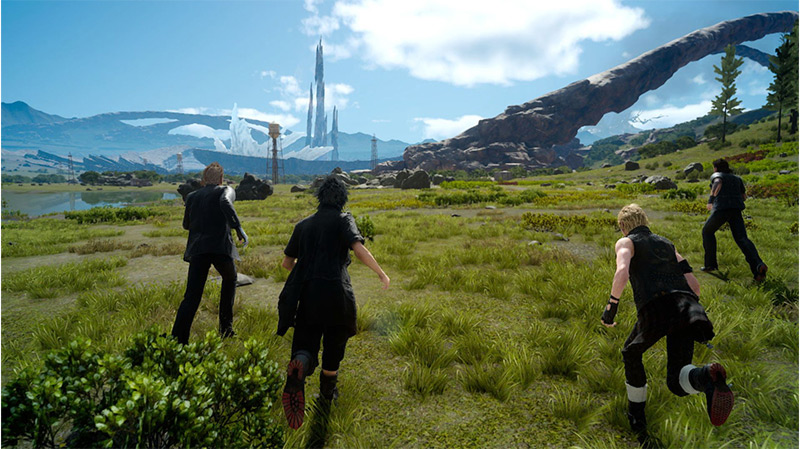 Final Fantasy XV Royal Edition - Screenshot 12