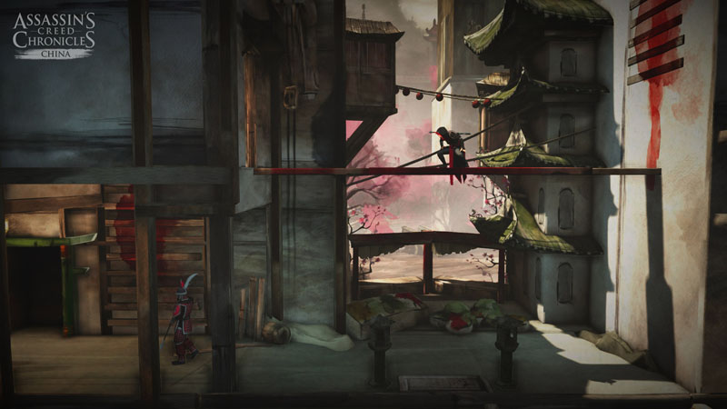 Assassin's Creed Chronicles - Screenshot 2