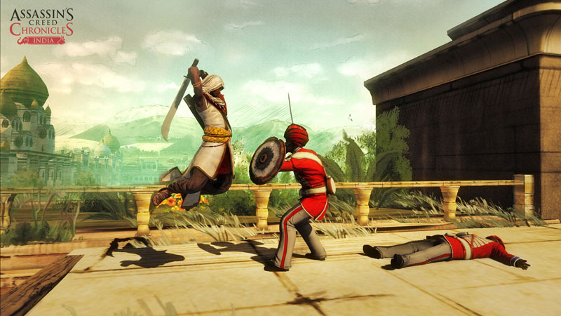 Assassin's Creed Chronicles - Screenshot 5