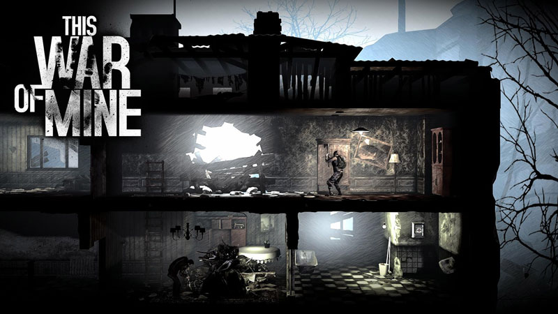 This War of Mine: The Little Ones - Screenshot 11