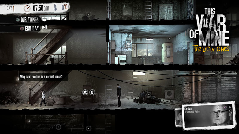 This War of Mine: The Little Ones - Screenshot 13