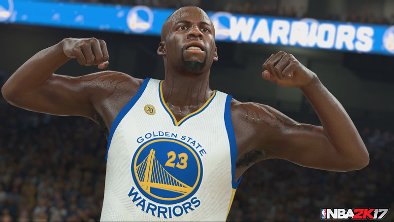 NBA 2K17 - Screenshot 2