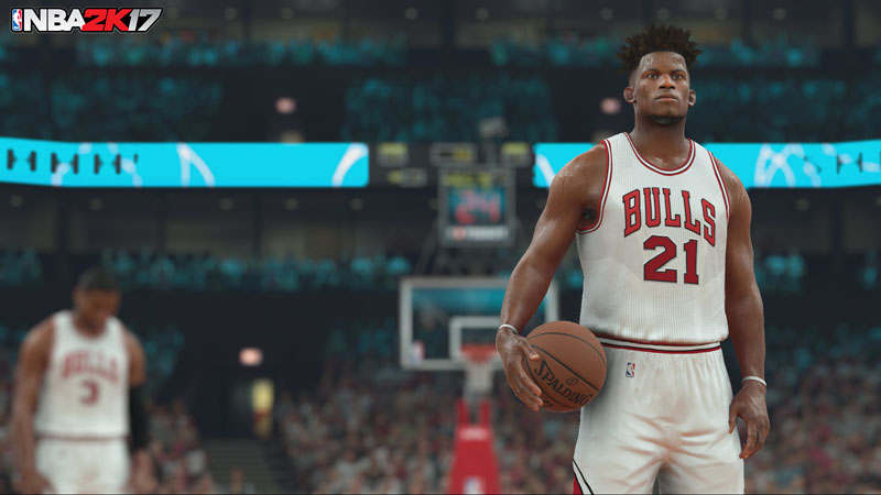 NBA 2K17 - Screenshot 4