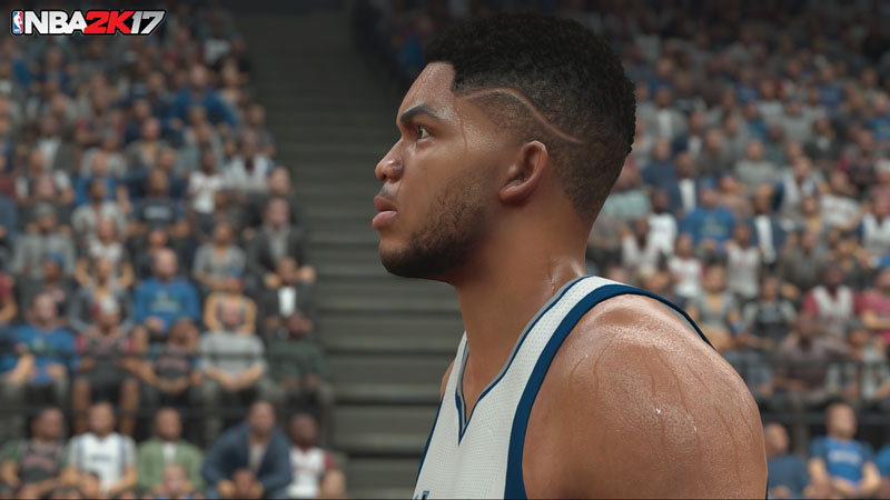NBA 2K17 - Screenshot 5