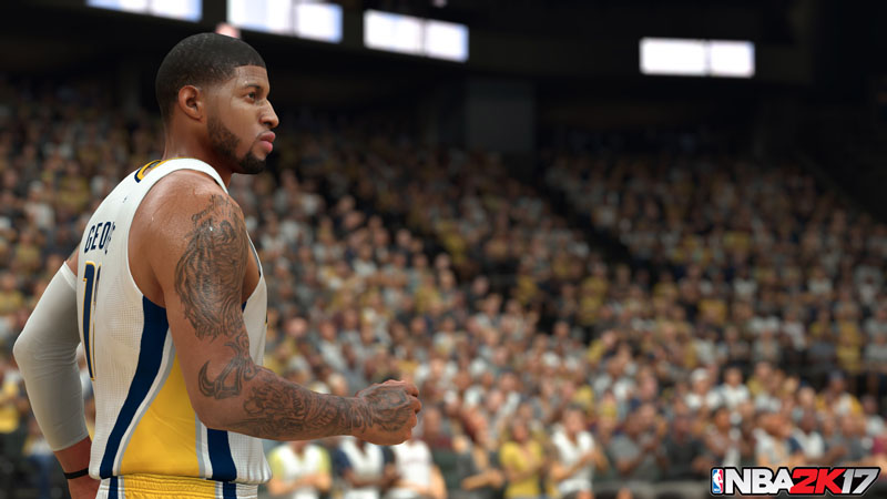 NBA 2K17 - Screenshot 3