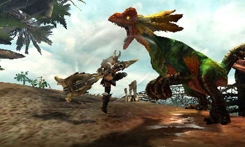 Monster Hunter Generations - Screenshot 4