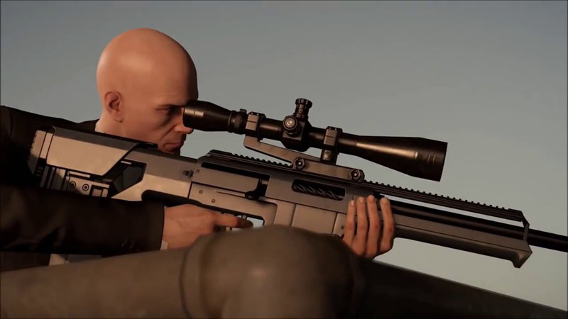 HITMAN: The Complete First Season - Screenshot 3