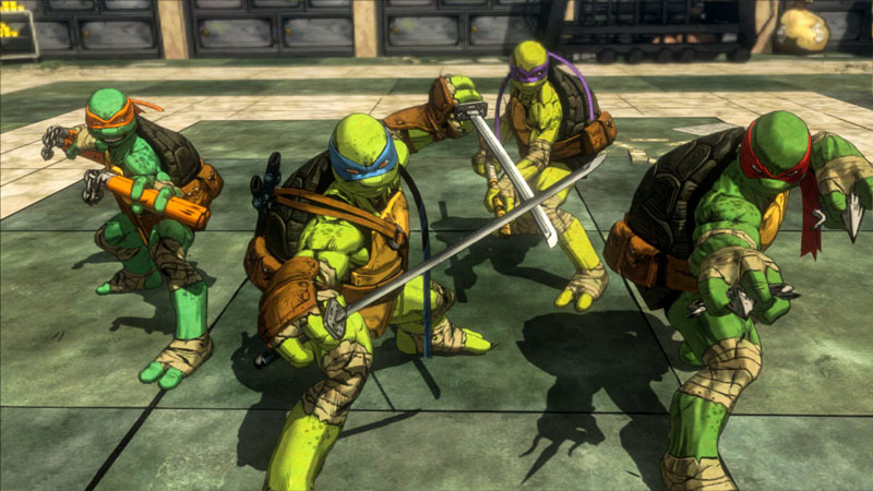TMNT: Mutants in Manhattan - Screenshot 7