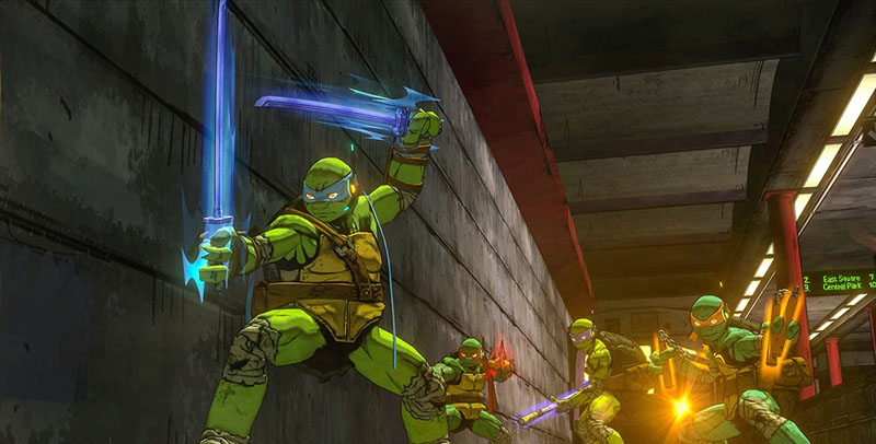 TMNT: Mutants in Manhattan - Screenshot 2
