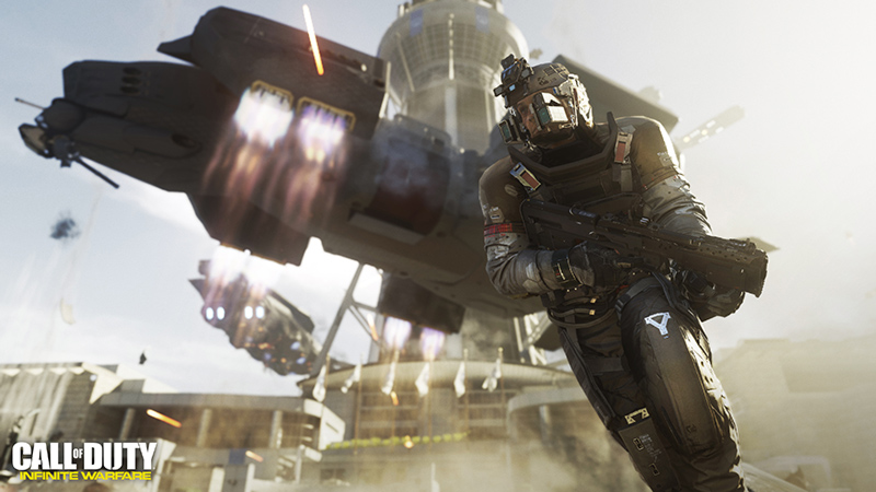 Call of Duty: Infinite Warfare - Legacy Edition - Screenshot 1