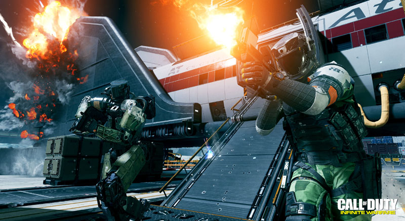Call of Duty: Infinite Warfare - Legacy Edition - Screenshot 11