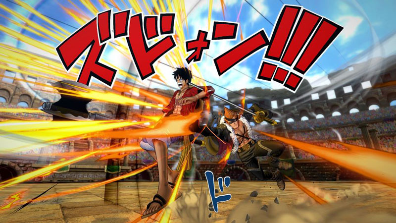 One Piece: Burning Blood - Screenshot 5