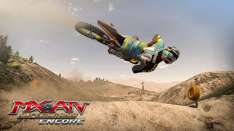 MX vs ATV Supercross Encore - Screenshot 3