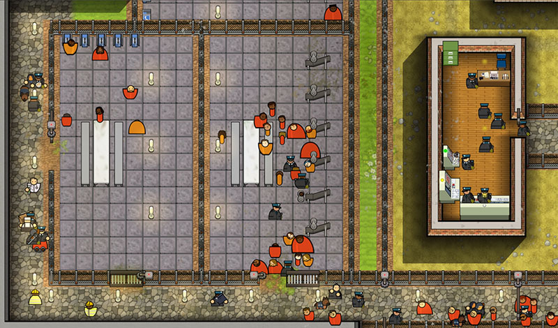 Prison Architect - Screenshot 6