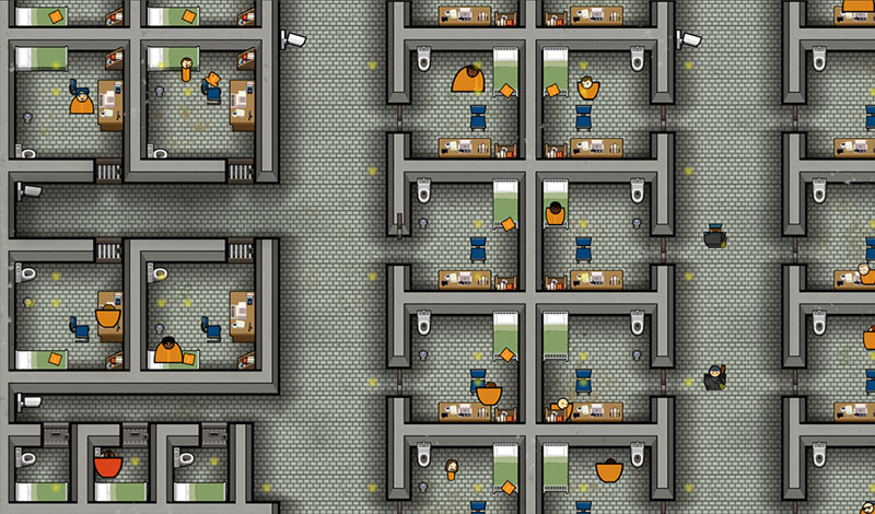 Prison Architect - Screenshot 7