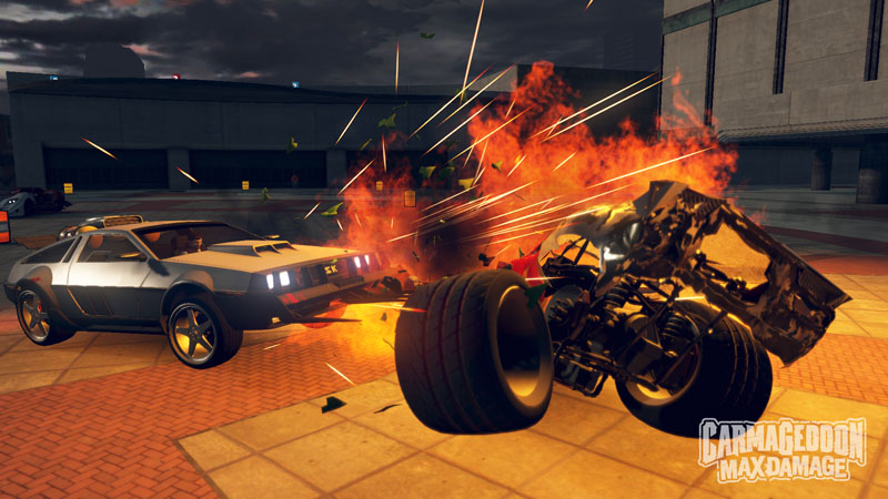 Carmageddon: Max Damage - Screenshot 1
