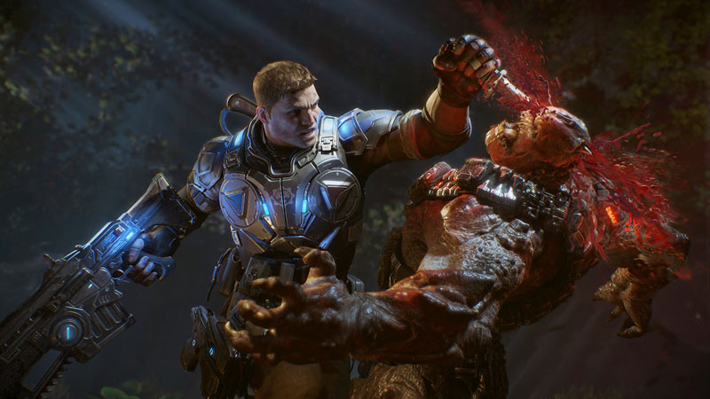 Gears of War 4 - Screenshot 7