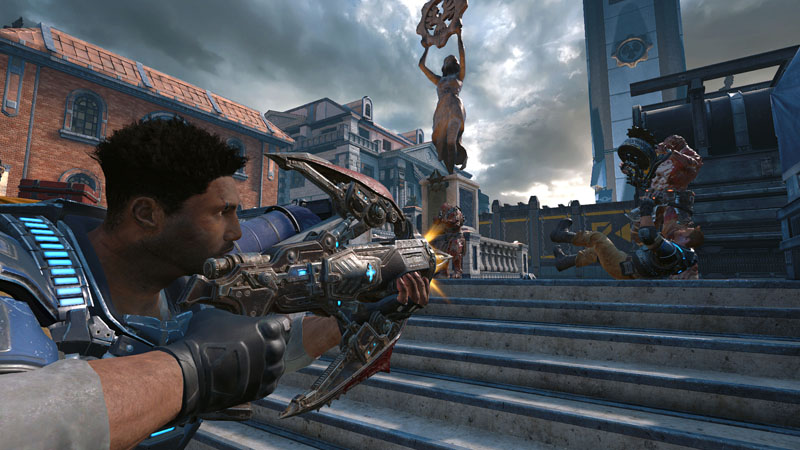 Gears of War 4 - Screenshot 1