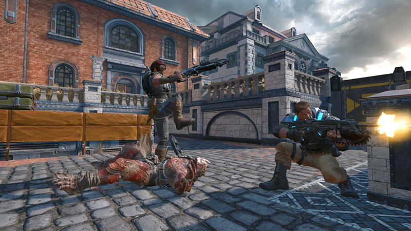 Gears of War 4 - Screenshot 2