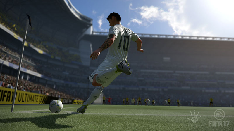 FIFA 17 - Screenshot 6