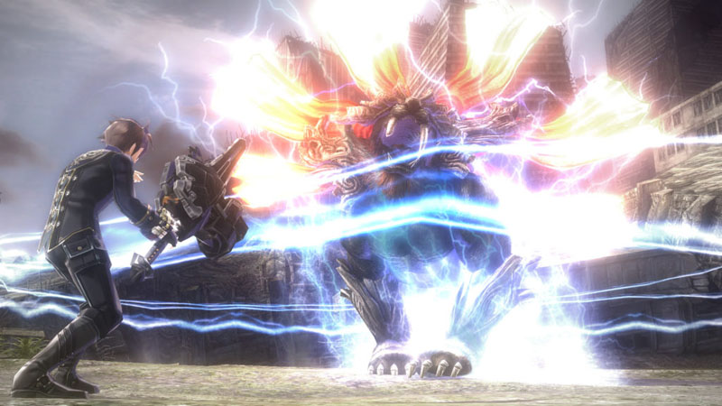 God Eater 2 - Rage Burst - Screenshot 6