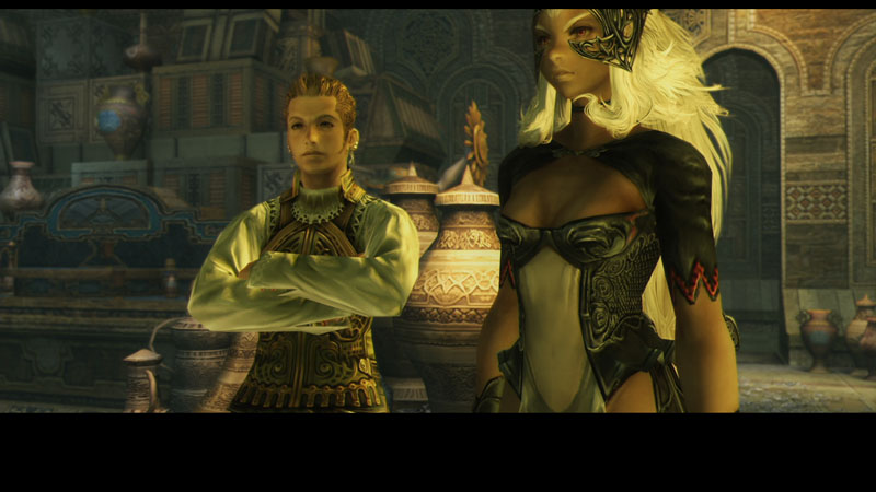 Final Fantasy XII - The Zodiac Age - Screenshot 2