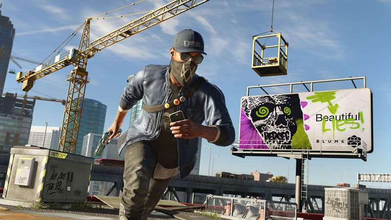 Watch_Dogs 2 - Screenshot 4