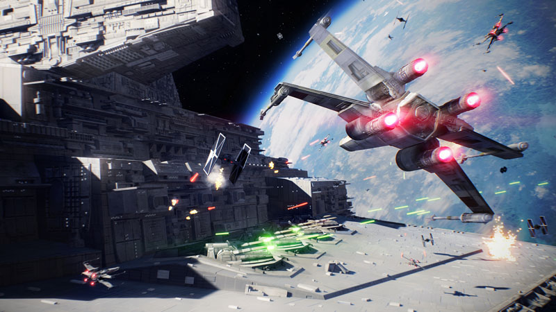 Star Wars Battlefront 2 - Screenshot 2