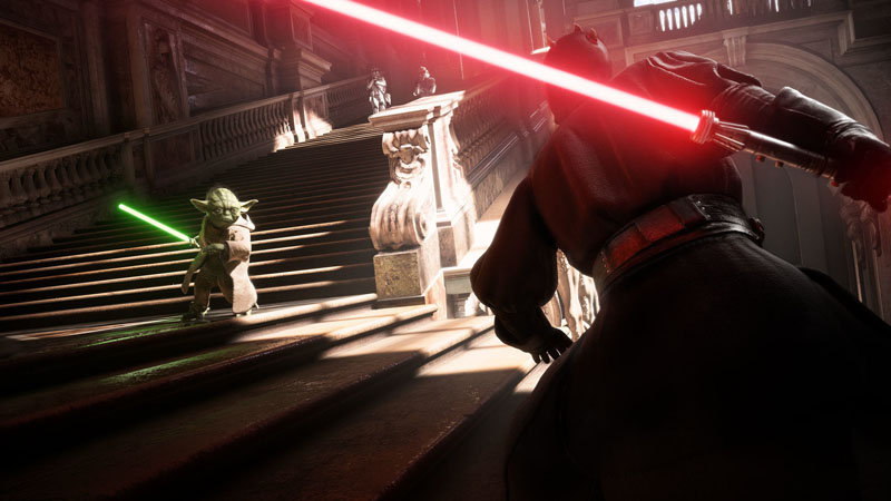 Star Wars Battlefront 2 - Screenshot 3