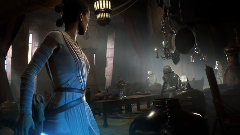 Star Wars Battlefront 2 - Screenshot 7