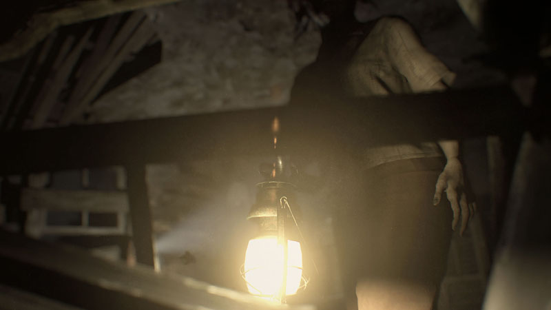 Resident Evil VII: Biohazard - Screenshot 1